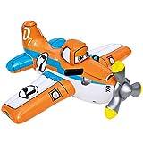 INTEX Reittier Planes Flugzeug aufblasbar Schwimmen Wasser Kinder Wasserspielzeug Pool Planschbecken NEU