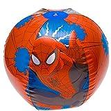 Marvel Ultimate Spiderman aufblasbarer Wasserball Strandball Durchmesser 30 cm