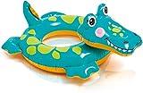 WENTS Schwimmreifen Moments Kinderschwimmreifen Schwimmring /Tierwelt Krokodil aufblasbares Schwimmtier mit extra viel Platz