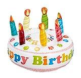 Aufblasbare Torte 'Happy Birthday', 26cm D