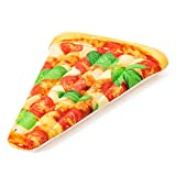 Bestway 44038 Luftmatratze Pizzastück, 188 x 133 cm, color