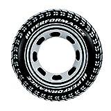 Intex Giant Tire Tube - Aufblasbarer Schwimmring - Ø 91 cm - Reifendesign